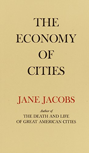 9780394705842: The Economy of Cities