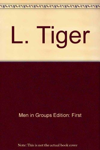 9780394705880: Men in Groups