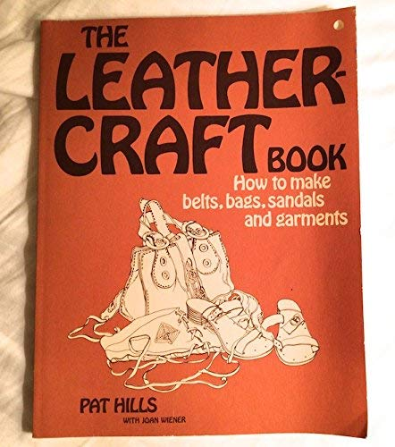9780394706214: The leathercraft book