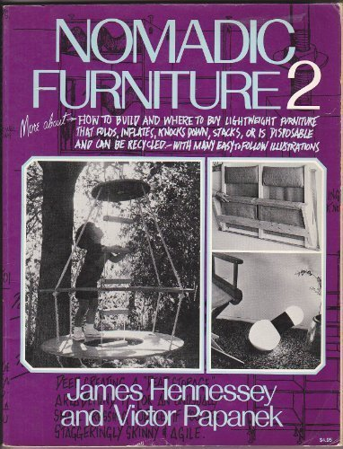 Nomadic Furniture Two: James Hennessey; Victor