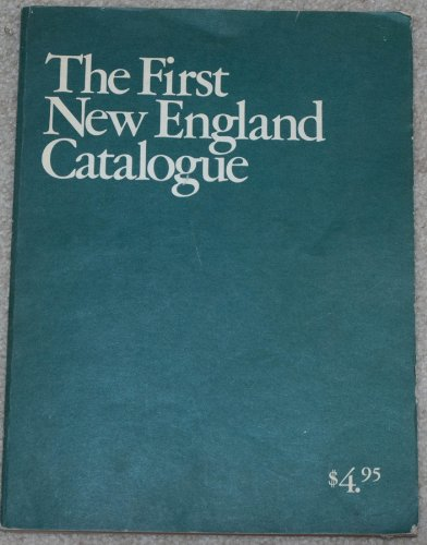 9780394706627: The First New England Catalogue
