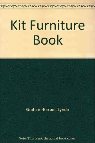 9780394706740: The Kit Furniture Book