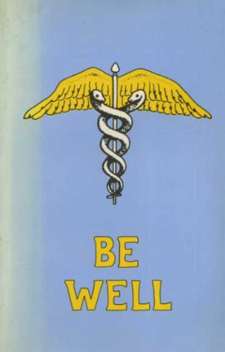 9780394706856: Be Well