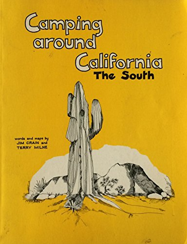 9780394706955: Camping around California--the South