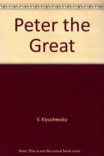 9780394707280: Title: Peter the Great