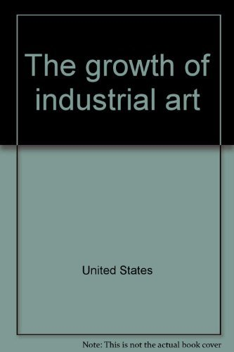 9780394707846: The growth of industrial art