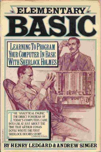 9780394707891: Elementary Basic, as chronicled by John H. Watson