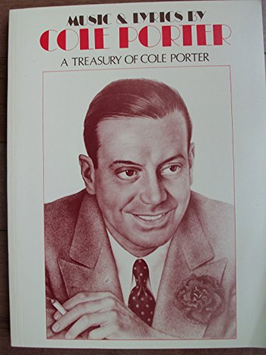 9780394707945: Music and Lyrics by Cole Porter: A Treasury of Cole Porter: 1