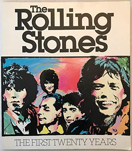 9780394708126: The Rolling Stones: The First Twenty Years