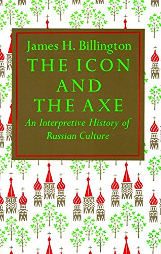 9780394708461: The Icon and the Axe: An Interpretative History of Russian Culture (Vintage)