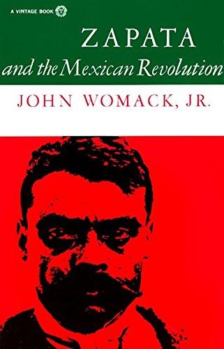 9780394708539: Zapata and the Mexican Revolution