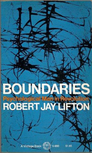 9780394708751: Boundaries