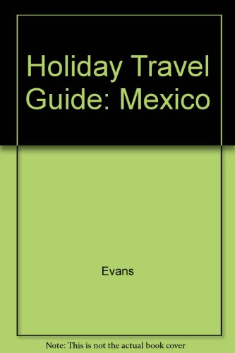 Travel Guide Mexico, 1982