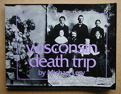 9780394709628: Wisconsin death trip