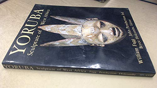 9780394710396: Yoruba: Sculpture of West Africa