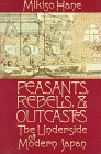9780394710402: Peasants, Rebels and Outcastes