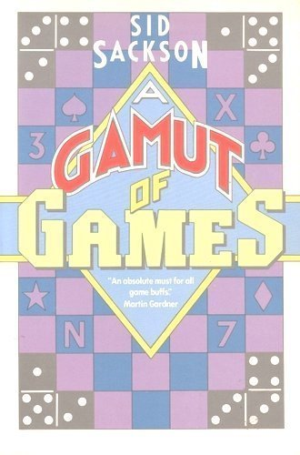 9780394711157: A gamut of games