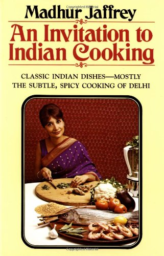 9780394711911: An Invitation to Indian Cooking