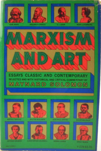 9780394712284: Marxism and art: essays classic and contemporary,