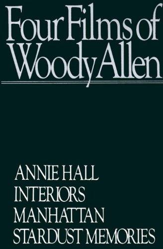 9780394712291: Four Films of Woody Allen