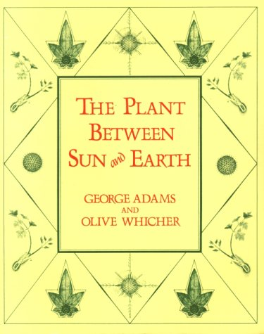 9780394712314: The Plant Between Sun and Earth, and the Science of Physical and Ethereal Spaces
