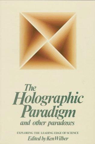 9780394712376: HOLOGRAPHIC PARADIGM