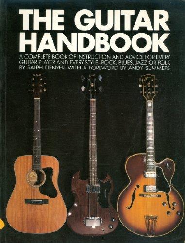 9780394712574: Guitar Handbook