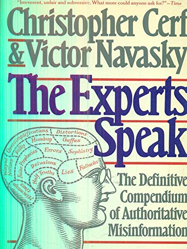 Experts Speak: Navasky, Victor S