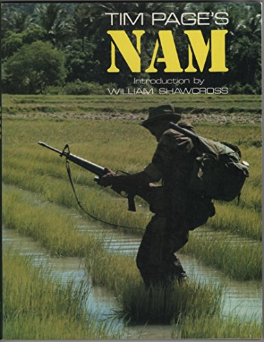 9780394713458: Tim Page's 'Nam. Introduction by William Shawcross