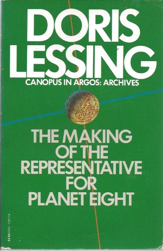 9780394713779: The Making of the Representative for Planet 8