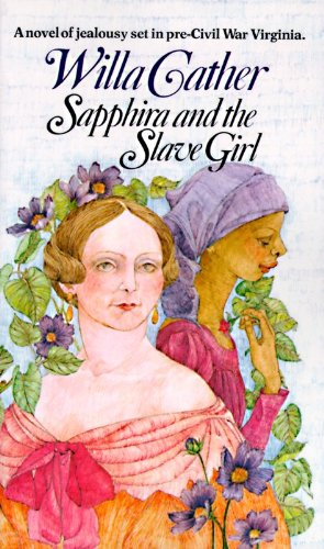 9780394714349: Sapphira and the Slave Girl (Vintage Classics)