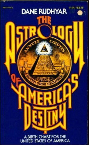 9780394714417: The Astrology of America's Destiny