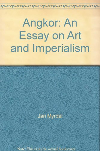 9780394714523: Angkor: An Essay on Art and Imperialism