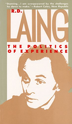 9780394714752: The Politics of Experience