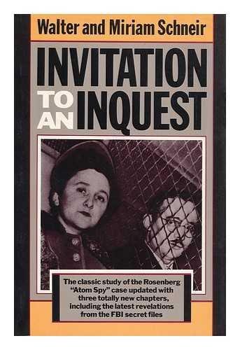 9780394714967: Invitation to an Inquest