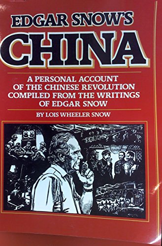 9780394715001: V500 Edgar Snows China