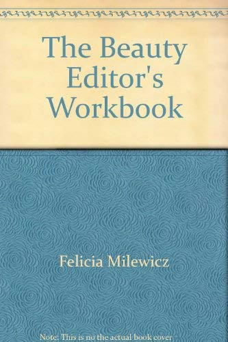 9780394715339: The beauty editor's workbook