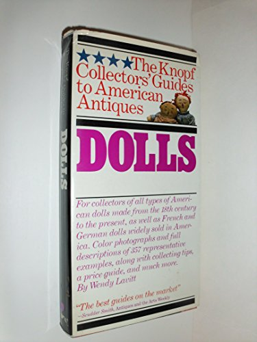 9780394715421: The Knopf Collectors' Guides to American Antiques: Dolls