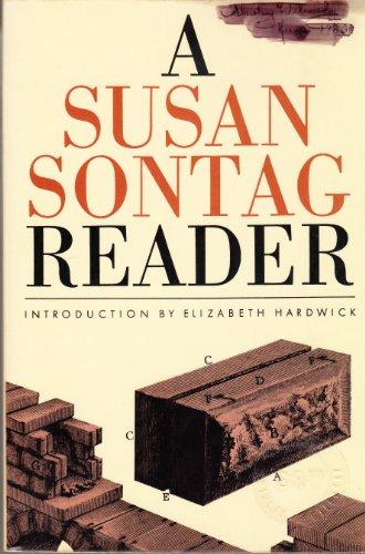 9780394715698: The Susan Sontag Reader