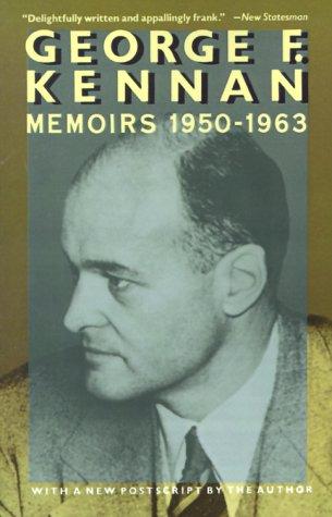 9780394716268: George F. Kennan: Memoirs, 1950-1963