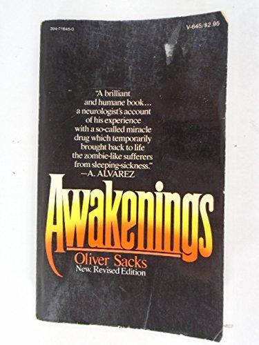 Awakenings: Sacks, Oliver W.