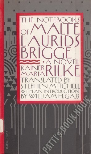 9780394716572: The Notebooks of Malte Laurids Brigge: A Novel