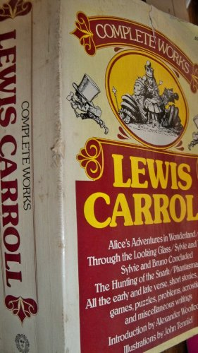 The Complete Works of Lewis Carroll (9780394716619) by Lewis Carroll