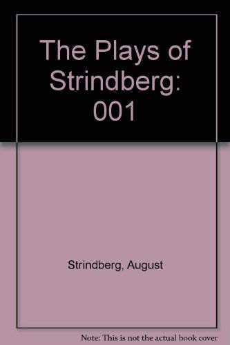 9780394716985: The Plays of Strindberg (English and Swedish Edition)