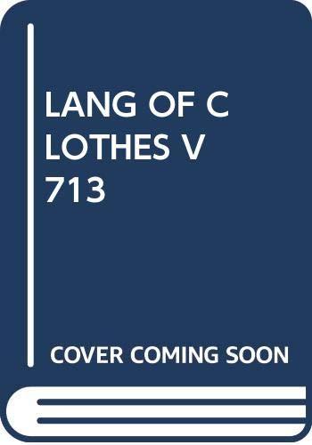 9780394717135: LANG OF CLOTHES V713