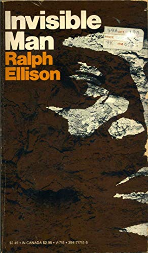 INVISIBLE MAN V715: Ralph Ellison
