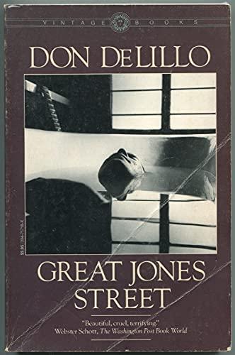 9780394717180: Great Jones Street
