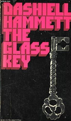 9780394717739: GLASS KEY, THE V773