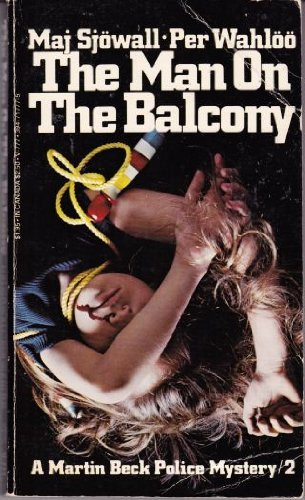 9780394717777: The Man on the Balcony (Martin Beck, Book 2)