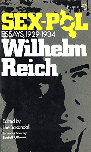 9780394717913: Sex-pol: Essays, 1929-1934